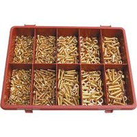 Brass Fastener Packs