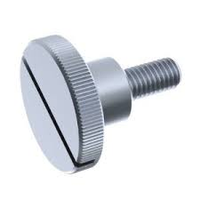 DIN 465 Slotted Knurled Thumbscrews