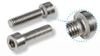 DIN 912 Socket Head Cap Screws With Serrations