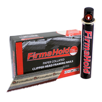 Firmahold Collated Nails Retail Packs (With Gas)