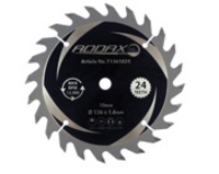 TCT Cordless Trim Circular Saw Blades