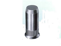 Steel Reduced Closed End Knurled Body Rivet Nut
