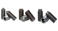 Styles Of Points On Socket Setscrews