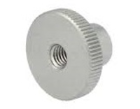 DIN 466 Thick Serrated Knurled Nuts