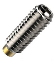 Brass Tipped Socket Setscrews